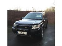 Land Rover Freelander 4 wheel drive 4x4