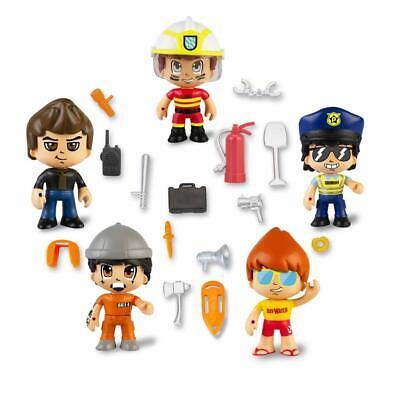 Pinypon Action Set 5 Figuras Pin y Pon Series 2 con Accesorios...