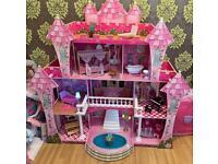 Far far away doll house