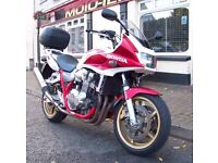 2007 Honda CB1300 LTD Edition 50th Anniversary Red Frame Low Miles Warranty Finance Available