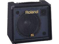 Roland KC-150 4 channel PA/Keyboard Amplifier/