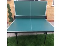 Sponeta Foldable Outdoor Table Tennis Table
