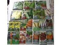 £47 of Vegetable Seeds