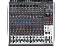 Behringer X2442USB Xenyx 24 Input 4/2 Bus Mixer