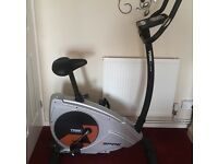 York Aspire exercise bike excellent condition