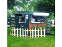 FULLY CONVERTED CATERING HORSEBOX TRAILER *INCLUDING A SECOND SET UP, EQUIPMENT AND EXTRAS*