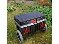 Bike Trailer - 130ltr capacity - Excellent condition
