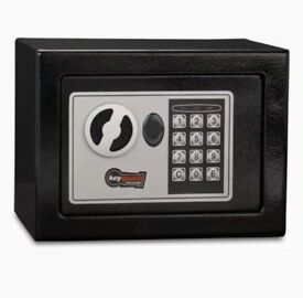 Small Electronic home security safe keyguard