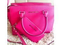 Lovely pink Michael Kors Handbag