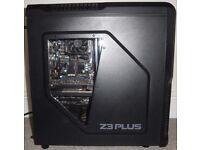 Gaming PC FX-8320 8-Core, XFX 280X 3GB, 8GB DDR3, 1TB HDD