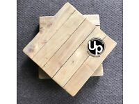 Reclaimed Wood Table Tops x 10