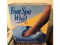 Remington FOOT SPA WHIRL (pre-used)
