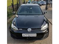 VOLKSWAGEN GOLF 2.0 GTD 3d 182 BHP Apply for finance Online today! (black) 2014