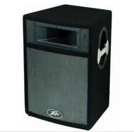 Peavey speakers pro 12 1000 WATT !!