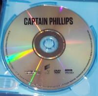 CAPTAIN PHILLIPS DVD WATCHED ONCE