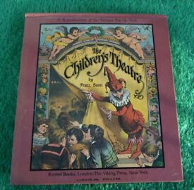 A Reproduction of the Antique Pop Up Book The Childrens Theatre