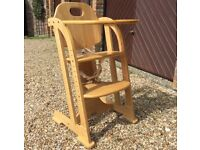 High Chair by Baby Weavers