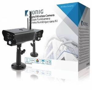 Digitale 2,4 GHz Funkkamera für SAS-TRANS60 - <span itemprop=availableAtOrFrom>Wien, Österreich</span> - Rücknahmen akzeptiert - Wien, Österreich