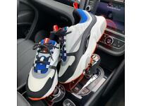 Christain Dior B22 Trainers White With Orange