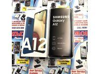 Brand New Samsung Galaxy A12 64GB 4GB RAM Dual Sim Green Unlocked