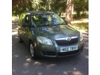 We 1,4 2007 Skoda roomster great we car spacious mot two keys