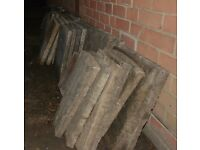 For Sale – Various sizes and colours of Paving Slabs