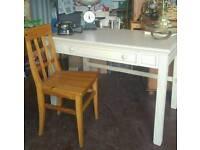 Desk cream large