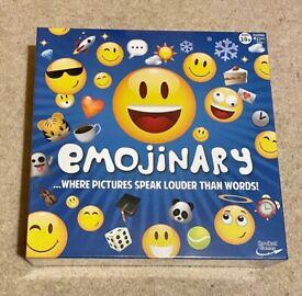 Brand new sealed Emojinary board game