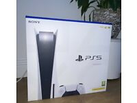 Sony PlayStation 5 PS5 Disc Edition