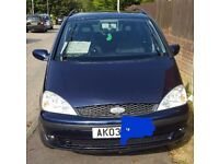 Tidy 7 seater 1.9tdi auto, new mot fitted towbar part service history couple light dents