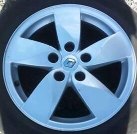 RENAULT MEGANE 3 ALLOY wheel nr 16