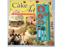 CAKE ART WORK STATION BRAND NEW ( GREAT FOR A PRESENT )