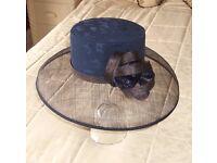 Navy Blue Jaques Vert Hat