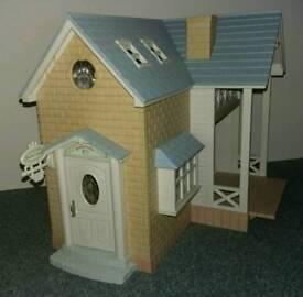 Sylvanian Bluebell cottage