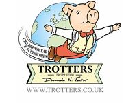 E-commerce Manager at Trotters Childrenswear