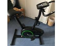 York Fitness Active 110 Spin Exercise Bike