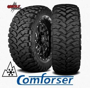 HOME OF COMFORSER MT TIRES ~~ GRIZZLY TRUCKS ~~ INSTALL AND SHIPPING AVAILABLE !!!