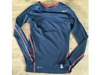 10-12 years boys Nike dry fit top
