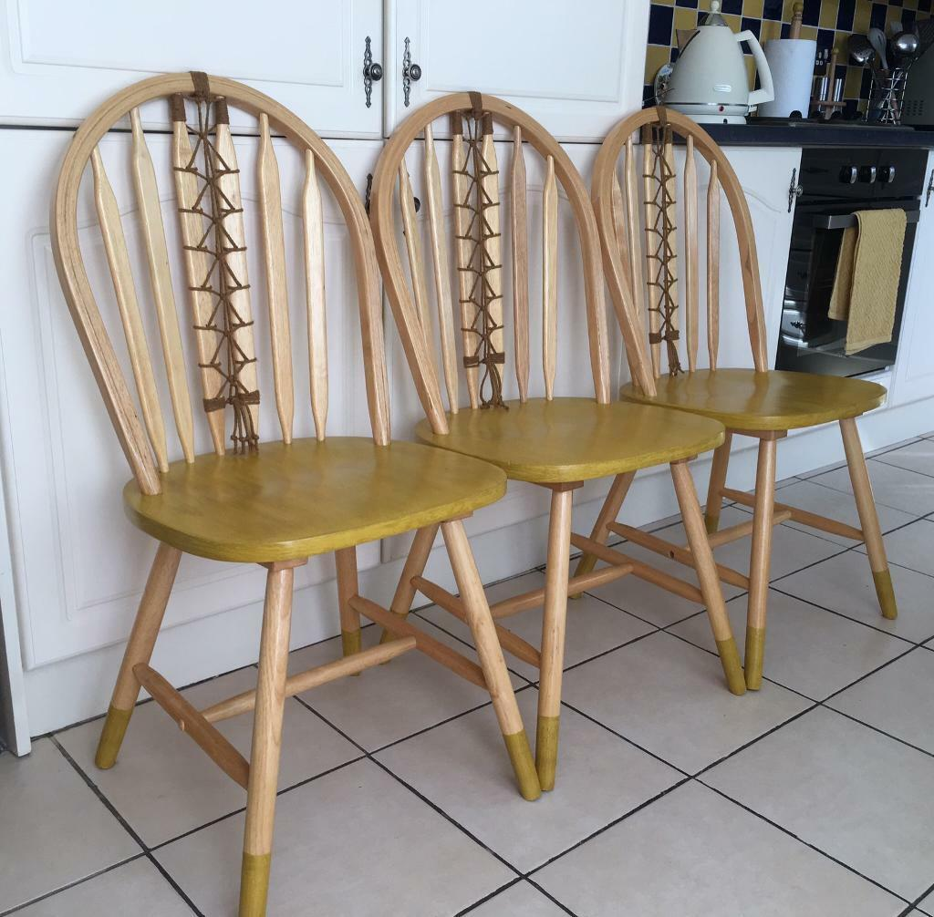 9 Dining / Kitchen Chairs  in Carlton, Nottinghamshire  Gumtree