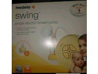 Medela Swing Single Breast Pump