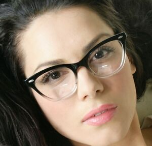 Clear Fashion Glasses For Women Clear Lens Cat Eye Women