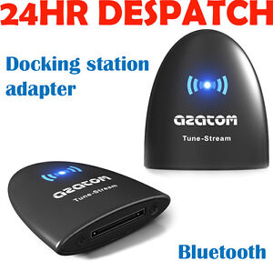 azatom bluetooth wireless adapter a2dp docking dock. Black Bedroom Furniture Sets. Home Design Ideas