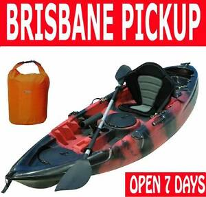 Dolphin fishing kayaks. with seat, paddle rod holder Brisbane City Brisbane North West Preview