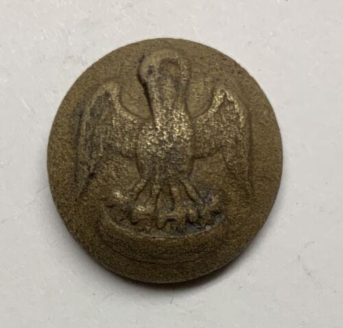 Louisiana Militia Civil War Coat Button