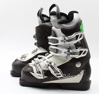 9507454a2033 Salomon Divine 550 Women s Ski Boots - Size 7   Mondo 24 Used