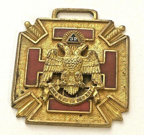 Vintage Scottish Rite Medallion