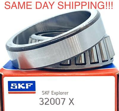 Skf 32007 Xq Tapered Roller Bearings 35x62x18mm Same Day Shipping