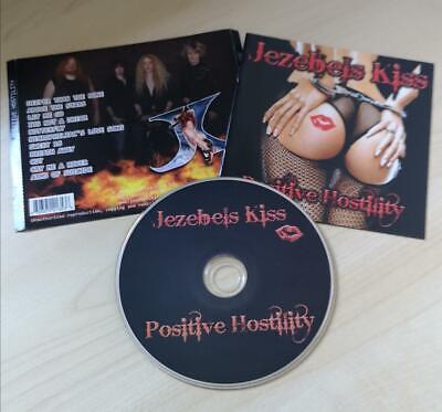 Jezebels Kiss - Positive Hostility (CD 2009)