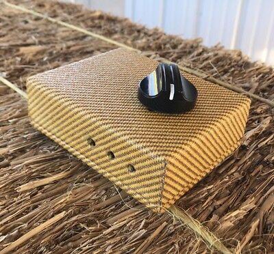 Stami's Customs - Tweedy Bird 8 Ohm 65 Watt Speaker Attenuator for Tube Amps ()