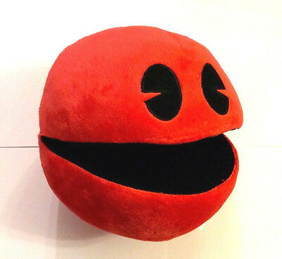 Brand New RED  Pac Man 5 ''.Licensed. Soft Stuffed Toy. USA. NEW with tag. Plush for sale  Eatontown